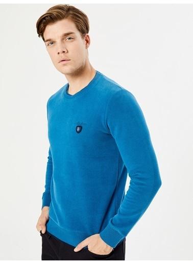 MCL Sweatshirt Petrol